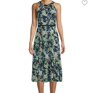 NWT Tommy Hilfiger Moody Floral Sleeveless…